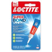 Sekundové lepidlo Loctite Super Attak Power Easy Gel 3g
