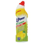 Čistiaci WC gél Q-Power lemon 750ml